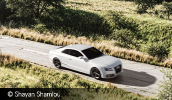 Audi RS-5 by Shayan Shamlou